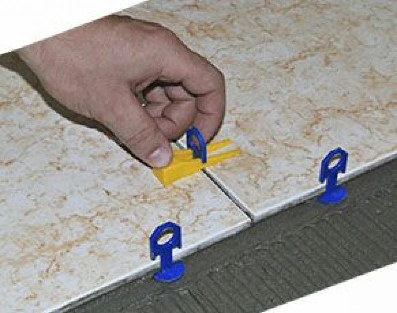 Система выравнивания плитки своими руками сделать